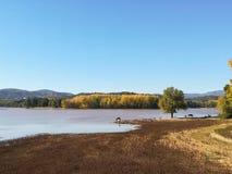 reservoir stock fotografie