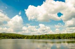 Reservoir Lizenzfreies Stockbild