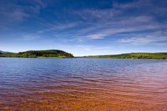 Reservoir stock image