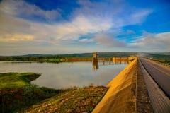 reservoir Royalty-vrije Stock Fotografie