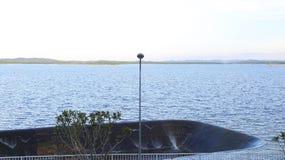 reservoir royalty-vrije stock foto