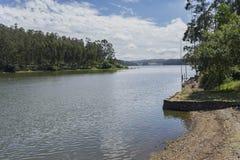 Reservoir. Stock Photo