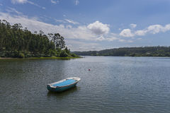 Reservoir. Stock Image