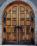 Reservoir Doors Close Up Stock Photos