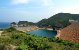 Reservoir in Hong Kong Royalty Free Stock Photography