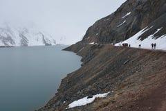Reservoir im Paprika Lizenzfreie Stockbilder