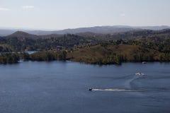 Reservoir Los molinos stock afbeeldingen