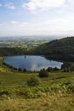 Reservoir at malvern hills, worcestershire Stock Photography