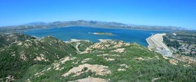 The reservoir Stock Photo