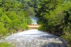Reservoir Spillway Stock Photos