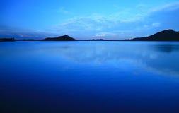 Reservoir Sublex. In thailand 2 royalty free stock photos