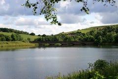 reservoir ulley Στοκ εικόνα με δικαίωμα ελεύθερης χρήσης