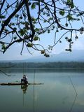 Reservoirs gembong Royalty Free Stock Photography