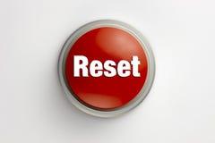 Reset-Taste lizenzfreies stockfoto