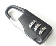 Resettable password lock Stock Photography
