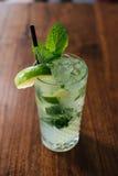 Resfreshing Mojito Stock Afbeelding