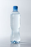 Resh clear water in plastic bottle Royalty Free Stock Image