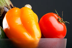 Resh vegetables Stock Photography