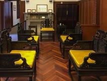 Residência anterior do último imperador de China imagem de stock