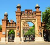 Residência de Bukovinian e metropolitas Dalmatian, agora parte da universidade de Chernivtsi foto de stock royalty free