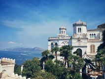 Residência de Capri fotos de stock royalty free