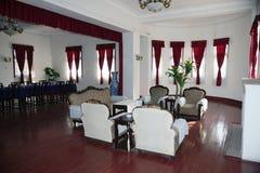 """Residência de China Guilin Li Tsung-jen - quando a república """"palácio presidencial ' cinco grupos de sala do foto-desenho imagens de stock royalty free"""