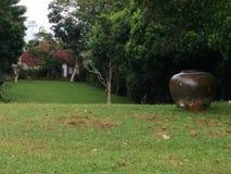 Residência de Lunuganga- Imagem de Stock Royalty Free