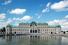 Residência do Belvedere imagem de stock royalty free