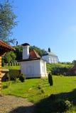 Residence Bohdan Khmelnytsky in Chigirin, Ukraine Royalty Free Stock Photography