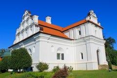 Residence Bohdan Khmelnytsky in Chigirin, Ukraine Royalty Free Stock Images