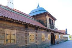 Residence Bohdan Khmelnytsky in Chigirin, Ukraine Stock Photography