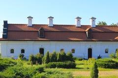 Residence Bohdan Khmelnytsky in Chigirin, Ukraine Royalty Free Stock Photos