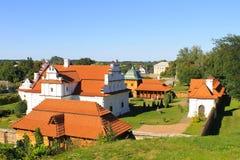 Residence Bohdan Khmelnytsky in Chigirin, Ukraine Royalty Free Stock Image
