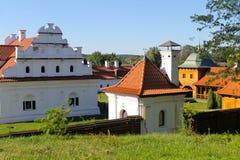 Residence Bohdan Khmelnytsky in Chigirin, Ukraine Stock Images