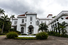 Residence of British Ambassador to Cuba Royalty Free Stock Photography