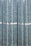 Residence building. Modern residence building in Hong Kong Stock Photos