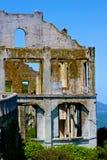 Residence de guarda, Alcatraz Fotos de archivo libres de regalías