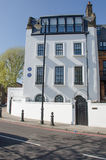 Residence of Hilaire Belloc noted literary figure Royalty Free Stock Photo