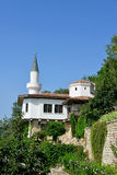 Residence of the Romanian queen by the black sea in Balchik Stock Image