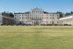 Residence villa manin udine codroipo Royalty Free Stock Photography