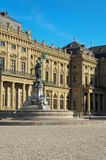 Residence Wurzburg Royalty Free Stock Photos