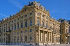 Residence Wurzburg Stock Image