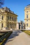 Residence Wurzburg Royalty Free Stock Image