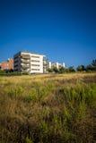Residence zone in Sant Cugat del Valles in Barcelona. Spain stock images