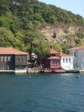 Residences in Istanbul Bosphorus Stock Image