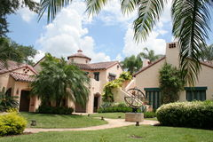 Residencia Foto de archivo libre de regalías