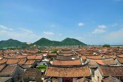 Residencia antigua china Fotografía de archivo libre de regalías