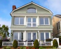 Residencia de la isla del balboa Imagen de archivo libre de regalías