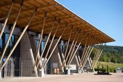 Residencia de los juegos de olimpiada de invierno, Lillehammer Fotografía de archivo libre de regalías