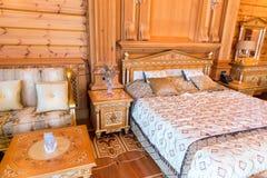 Residencia de Mezhigirya de Yanukovich imagen de archivo libre de regalías